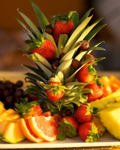 CHM Fresh Fruit Platter