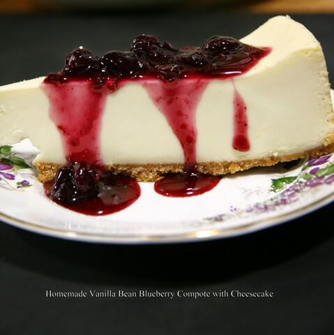Blueberry Cheesecake 03.22.2015