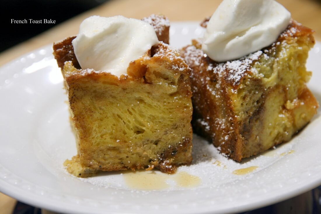 French Toast Bake A 02.21.2016