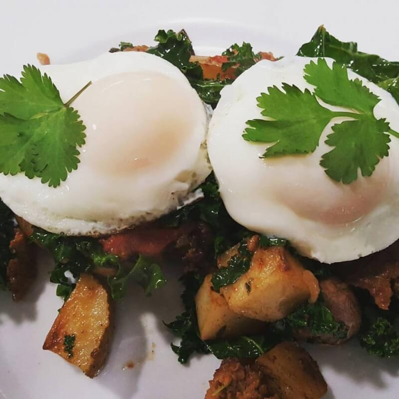Hash And Eggs 02.13.2015